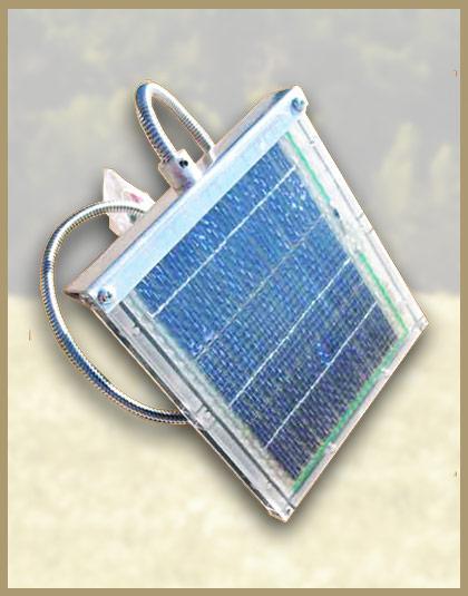 12 Volt Solar Charger